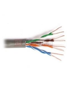 Ethernet UTP Cat 5E cable - 1mt