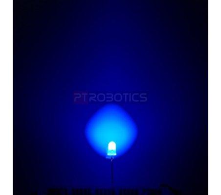 Led 5mm Blue | Led Standard |