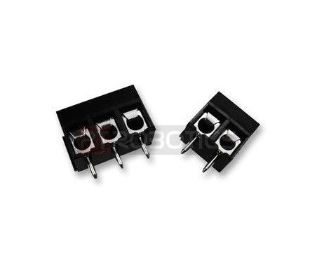 Terminal Block 4P Black | Terminal Blocks |