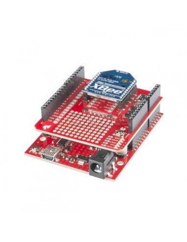 XBee Shield | Comunicação Arduino | Sparkfun
