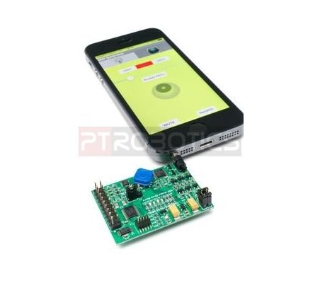 ARM LPC800 Quick-Jack Smartphone Solution | NXP |