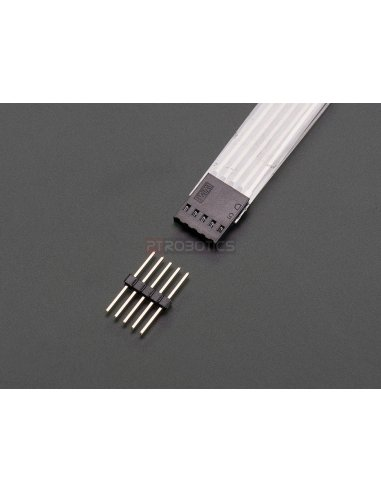 Membrane 1x4 Keypad + Extras Adafruit