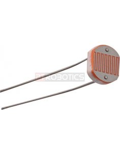 LDR - Light Controlled Resistor