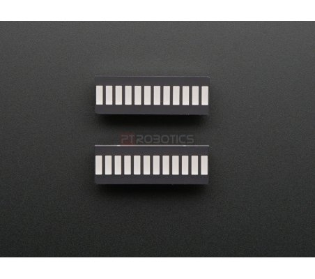 Bargraph 12-LED Bi-Color Red-Verde | Led Bar Graph | Adafruit