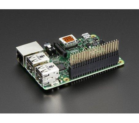 Stacking Header for Raspberry Pi B+ - 2x20 Extra Tall Header Adafruit
