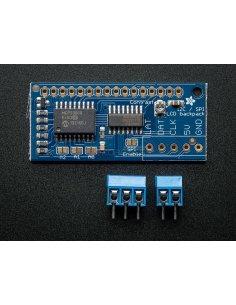 Adafruit I2C SPI LCD backpack