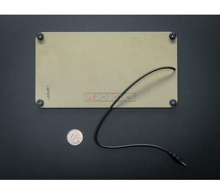Large 6V 3.4W Solar Panel Adafruit