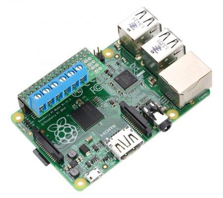 Pololu DRV8835 Dual Motor Driver Kit for Raspberry Pi | HAT | Placas de Expansão Raspberry Pi | Pololu