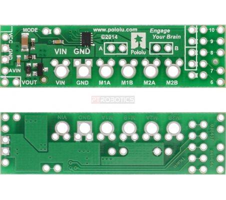 Pololu DRV8835 Dual Motor Driver Shield for Arduino Pololu