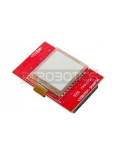 430BOOST-SHARP96 - Sharp Memory LCD BoosterPack