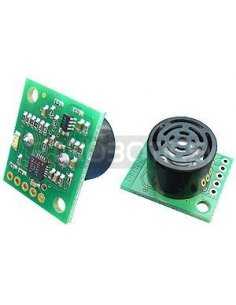 SRF02 - Ultrasonic Range Finder
