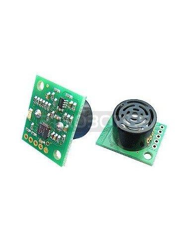 SRF02 - Ultrasonic Range Finder