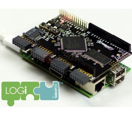 ValentFX LOGI-EDU FPGA Educational Package   HAT   Placas de Expansão Raspberry Pi  