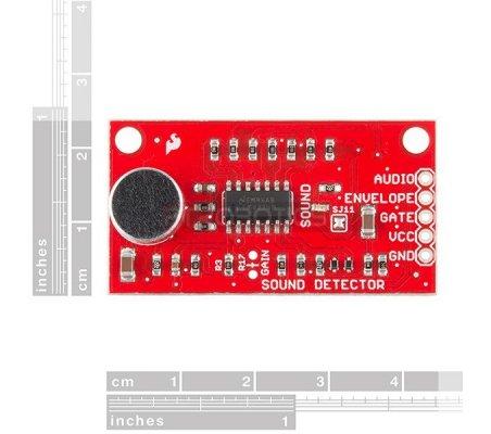 Sound Detector Sparkfun