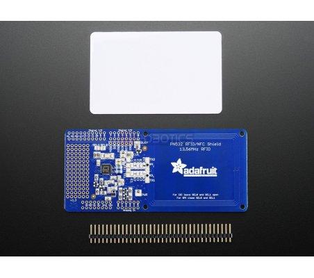 Adafruit PN532 NFC RFID Controller Shield for Arduino + Extras Adafruit