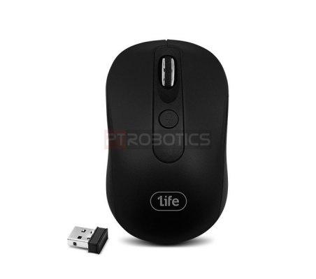 Wireless Mouse 1Life Free   Teclados Ratos Raspberry Pi  