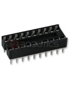 Socket Dil 18Way