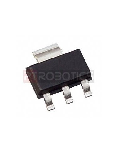 LM3940IMP-3.3 - 5V to 3.3V Low-Dropout Voltage Regulator | Regulador de Voltagem - SMD | Reguladores |