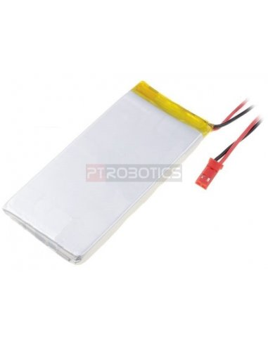 Polymer Lithium Ion Battery - 3.7v 2500mAh Cellevia