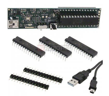 Microchip Microstick II for dsPIC33 - PIC24 - PIC32 Microchip