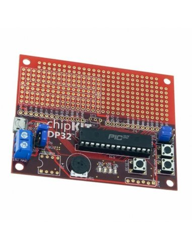 ChipKIT DP32 Prototyping Platform | PIC | Microchip