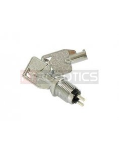 Key Switch SPST 250V 0.5A