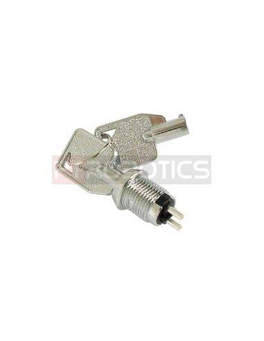 Key Switch SPST 250V 0.5A