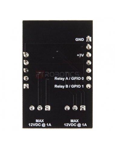 RFD22131 - RFduino - Relay Shield | RFDuino | RFDuino