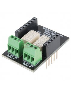 RFD22131 - RFduino - Relay Shield