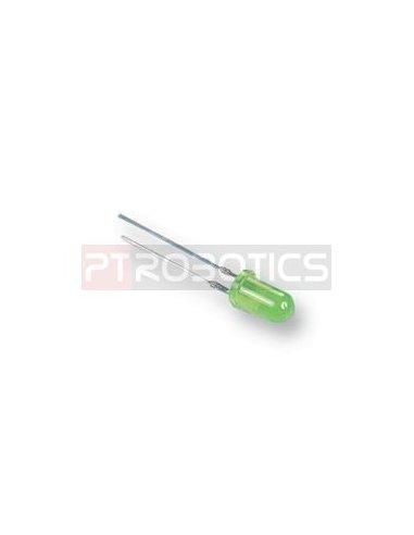 Led 5mm Verde   Led Standard  