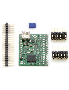 Mini Maestro 12-Channel USB Servo Controller Kit