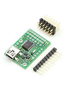 Micro Maestro 6-Channel USB Servo Controller Kit