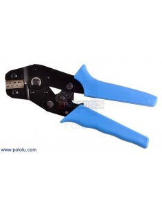 Crimping Tool: 0.1-1.0 mm² Capacity 16-28 AWG
