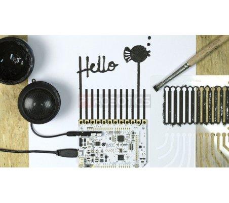 Bare Conductive - Placa Táctil | Arduino | Bare Conductive