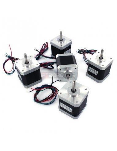 Nema motors kit for 3D RepRap printer   Material Impressão 3D   BQ