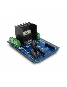 MotoMama - L298 Arduino Shield