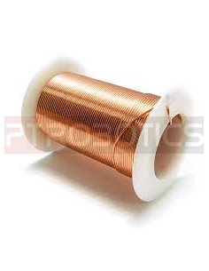 Enamelled Copper Wire Ø0.1mm - Spool 715m