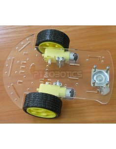 3 Wheel Robot Kit