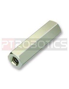 Espaçador Hexagonal M2.5 10mm F/F