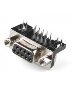 D-Sub 9 Pin Connector Female