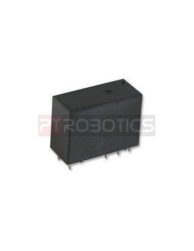 Relay DPDT 230V 5A Coil 24V   Relés  