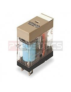 Industrial Relay OMRON G2R-2-SN 250V 5A Coil 24V