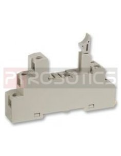 Omron P2RF-05-E Din Rail Relay Socket