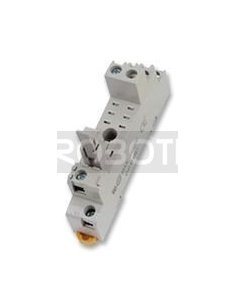 Omron P2RF-08-E Din Rail Relay Socket