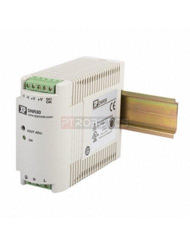 Power Supply DNR30US24 DIN Rail 24V 30W | Fonte de Alimentação |