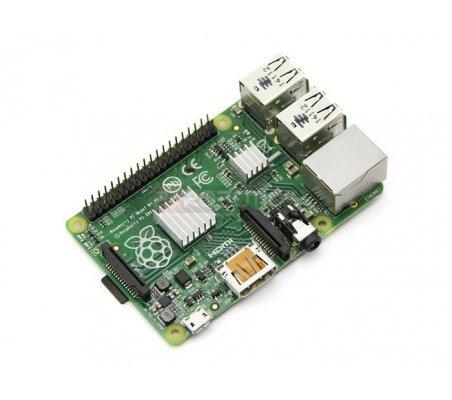 HeatSink Kit for Raspberry Pi B+, 2 and 3 | Varios - Raspberry Pi |
