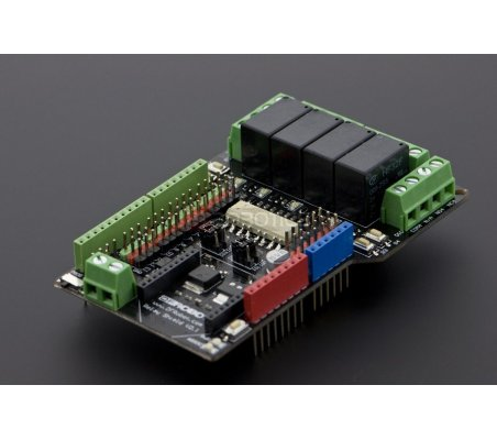 Relay Shield for Arduino V2.1 | Relé Arduino |