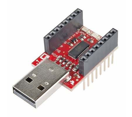 MicroView - USB Programmer | Arduino | Sparkfun