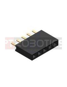 PCB Socket 5Pin Single Row