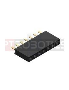 PCB Socket 7Pin Single Row